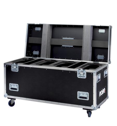 Quad Top Loader Case LEDBeam 1000™   ROBE lighting