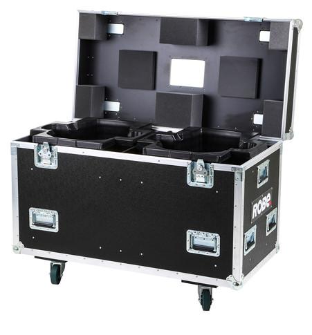 Dual Top Loader Case iPointe®   ROBE lighting