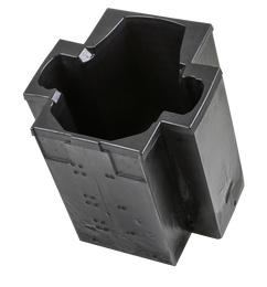 Schaumstoff Case-Einsatz iPointe®