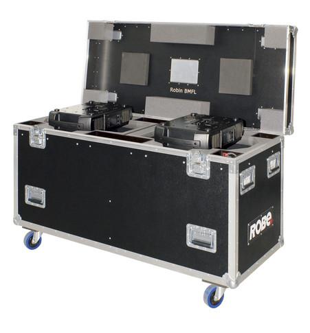 Dual Top Loader Case BMFL™ | ROBE lighting