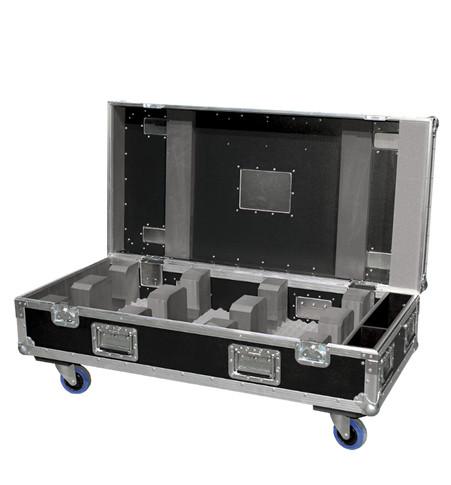 Dual Top Loader Case CycFX 8™ | ROBE lighting