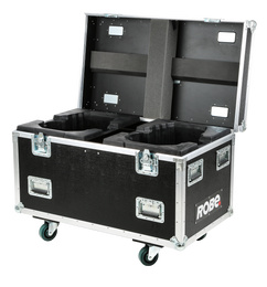 Dual Top Loader Case MegaPointe® - Horizontal