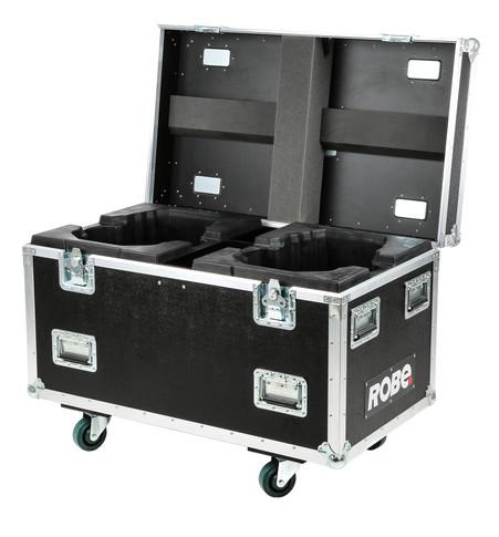 Dual Top Loader Case MegaPointe® - Horizontal | ROBE lighting