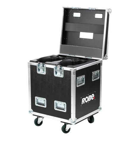 Dual Top Loader Case MegaPointe® - Vertical | ROBE lighting