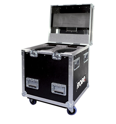 Dual Top Loader Case Pointe® | ROBE lighting