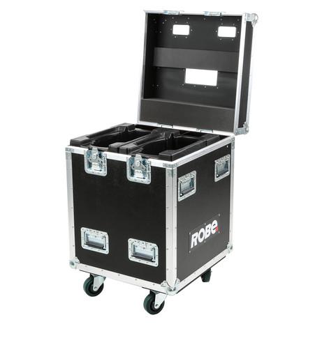 Dual Top Loader Case Viva™ CMY   ROBE lighting