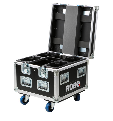 Quad Top Loader Case LEDBeam 150™ | ROBE lighting