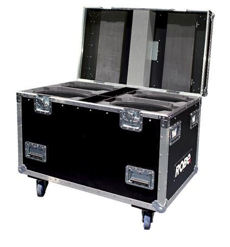 Quad Top Loader Case Pointe®   ROBE lighting
