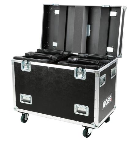 Quad Top Loader Case Viva™ CMY | ROBE lighting