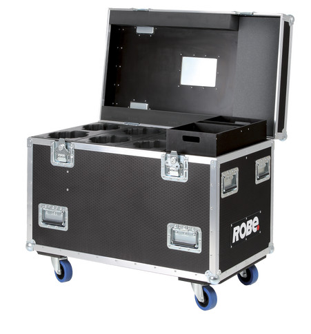 Six-Pack Top Loader Case ParFect | ROBE lighting