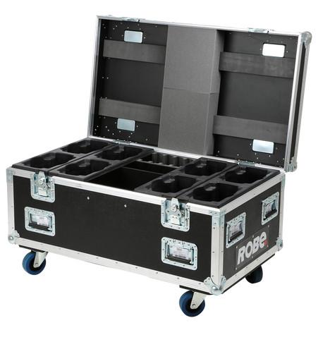 Eight-Pack Top Loader Case LEDBeam 150™   ROBE lighting
