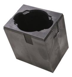 Schaumstoff Case-Einsatz Spiider®