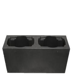 Dual Foam Shell LEDBeam 100™