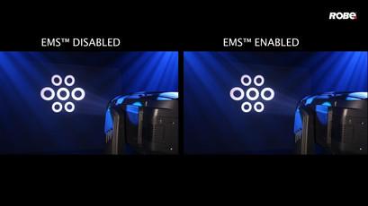 EMS™ - Electronic Motion Stabiliser