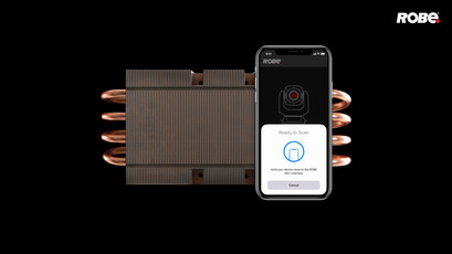 Robe NFC controller and app