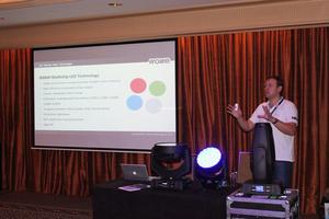 Josef Valchar Presents LED Moving Light Technology Seminars in Australia