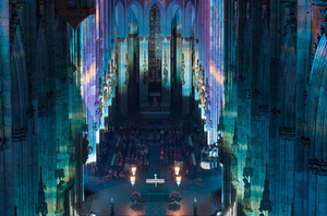 Casa Magica Chooses Robe to Support Epic Projections