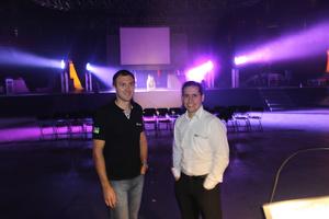BMFL World Tour Rocks Chile