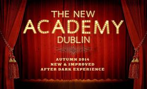 Robe Gets Academic in Dublin