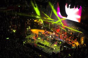 Royal Albert Hall Invests in Robe BMFL Spots