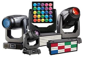 Robe Presents a Full Spectrum at PLASA 2015