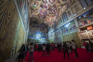 PARFect Solution to Light Sistine Chapel Replica