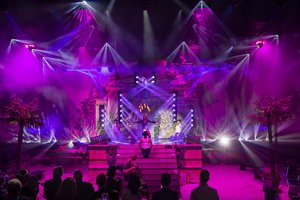 Robe Ramps Up the Action for LDI 2018