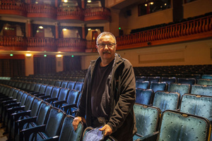 Thalia Theatre Budapest is First with Robe DL7S