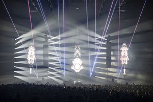 Robe SuperSpikies Highlight Fuse25 Event in Brussels