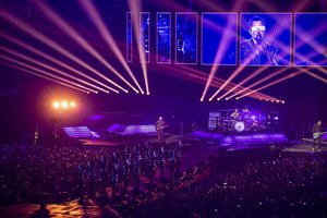 Robe Adds to Muse Simulation Theory Tour Lighting