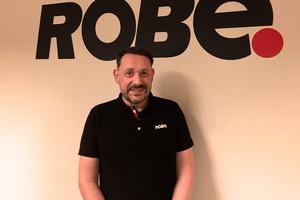 Curtis Lewis joins the Robe UK Sales Team
