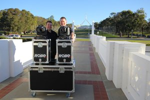 Robe MiniMes For Australian Old Parliament House