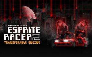 Robe Launches Award Winning ESPRITE Racer 2 online game