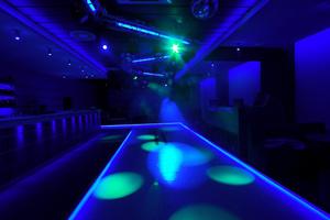 Robe - New Club install for Morava, Zlin