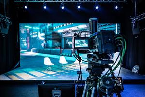 Future is bright! Virtual Production Studios feature Robe