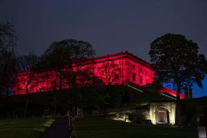 Anolis Shows Nottingham Castle in New Light