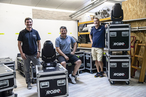 FiFi Sound Invests in More Robe