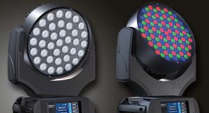 Robe представит ROBIN 600 и 300 LEDWash на выставке PLASA