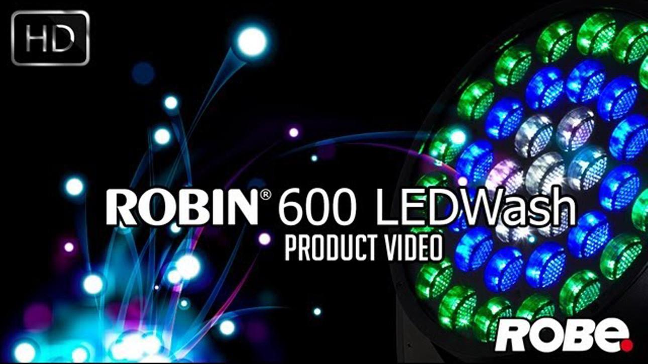 LEDWash 600