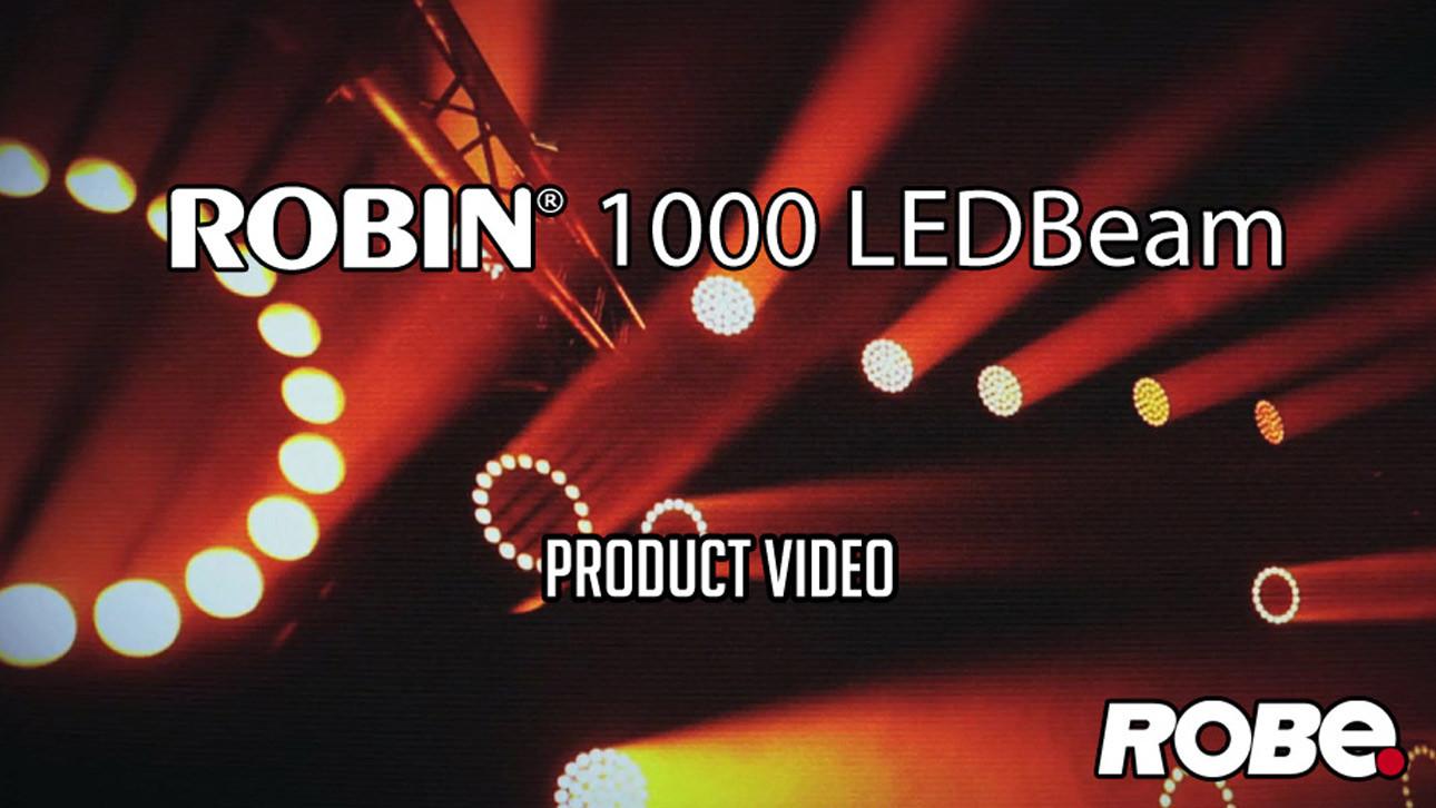 LEDBeam 1000