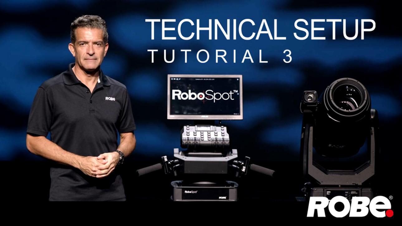 RoboSpot tutorial video 3: Multi-Device Control and setup