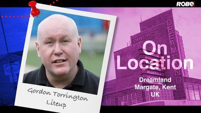 On Location 3 - Gordon Torrington at the Margate and Dreamland