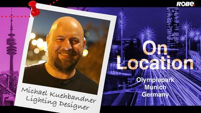 On Location 11 – Michael Kuehbandner at Olympic Park, Munich, Germany