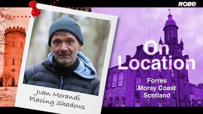 On Location 14 - Jvan Morandi in the Scottish Highlands, Forres, Scotland